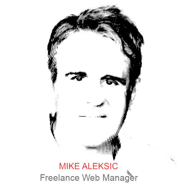 Mike Aleksic